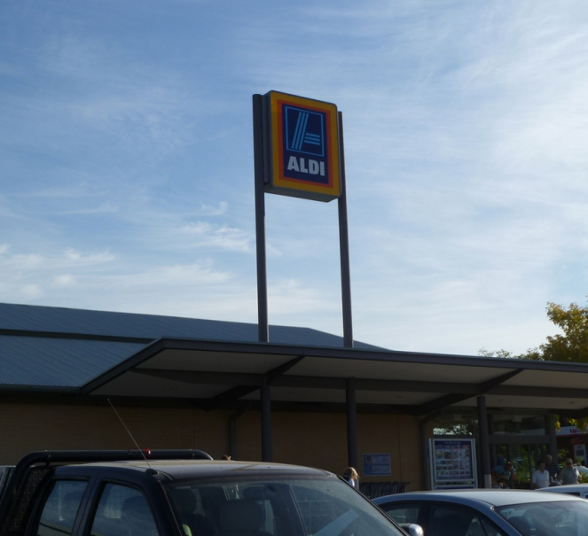 aldi, shopping, supermarket