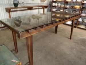 shed on pako table