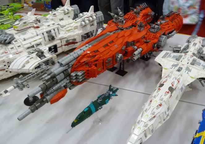 lego spaceships bellarine