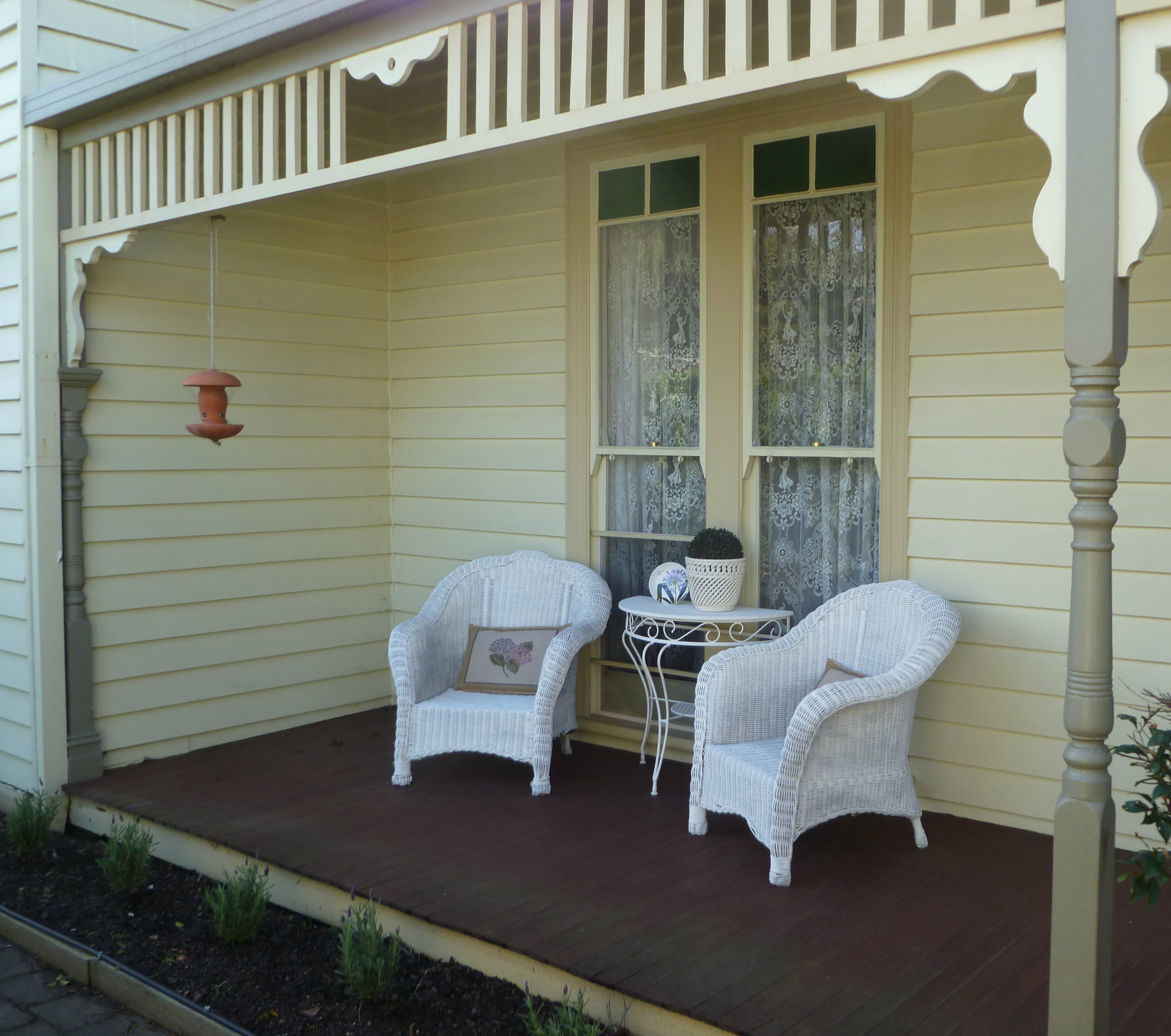 My 4 verandah update being fifty something for Home designs with verandahs