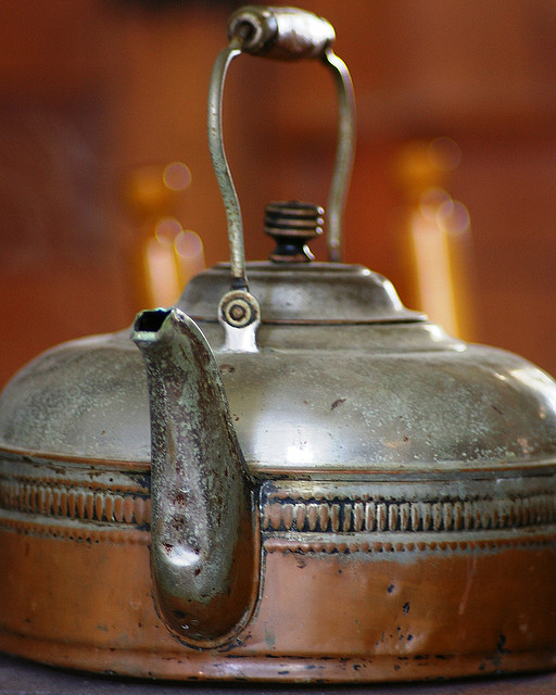 Vintage Kettle image by sbluerock on www.flickr.com