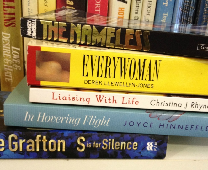 Book Spine Poetry 2 Photo by Sheryl Allen