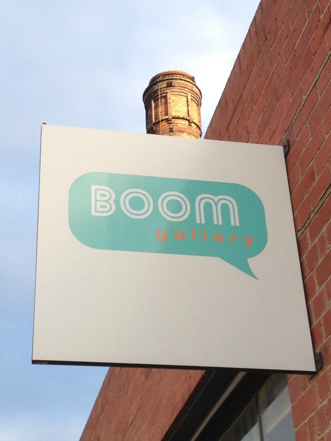 Boom Gallery photo by Sheryl Allen