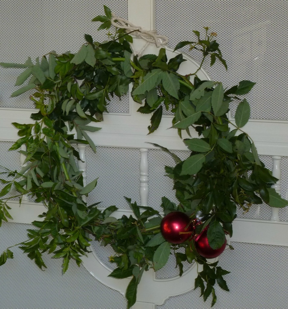 Christmas Wreath photo by Sheryl Allen