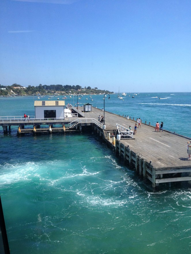 Sorrento Jetty photo by Sheryl Allen