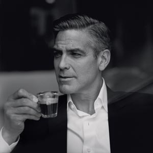 george clooney, nespresso, fifty-something,midlife, boomers, empty nest