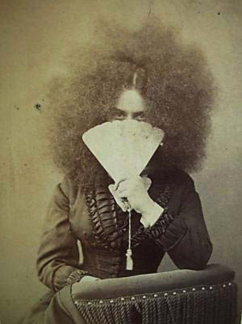 scary lady, victorian photography, being fifty-something, midlife, boomers