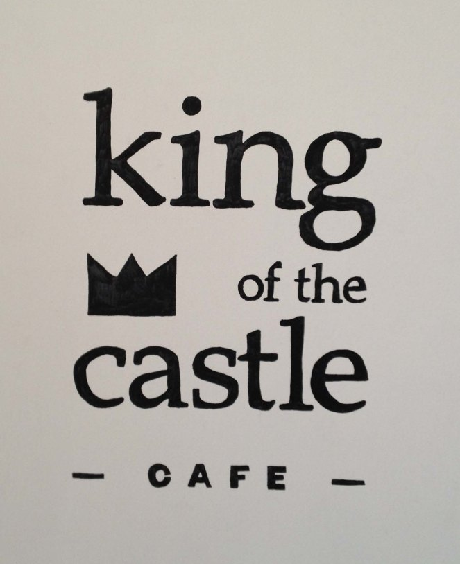 king of the castle cafe, geelong cafe, coffee geelong, robbie lecchino, fifty-something, midlife