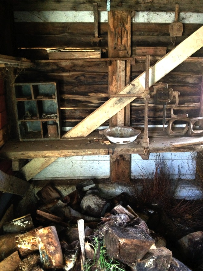 blacksmith, history, being fifty-something, australian history, farm heritage