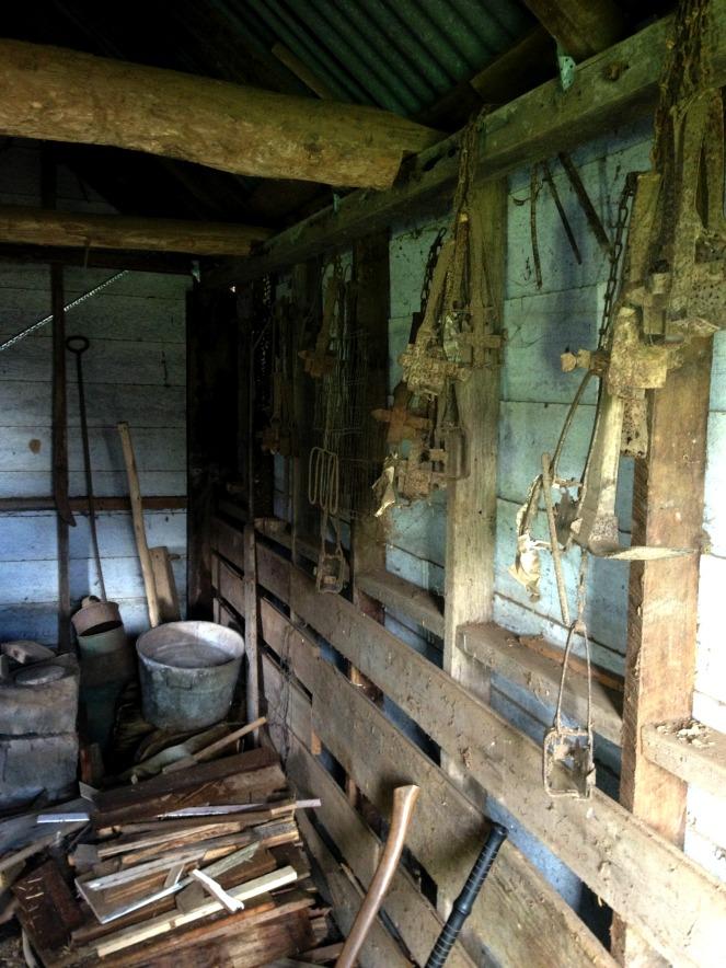 Blacksmith, farm heritage, australian history, fifty-soemthing, boomers, midlife