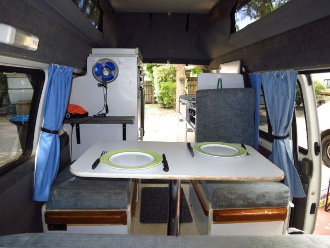 campervan, midlife, boomer, fifty-something,