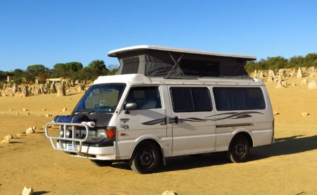 campervan, fifty-something, camping, boomers, midlife,