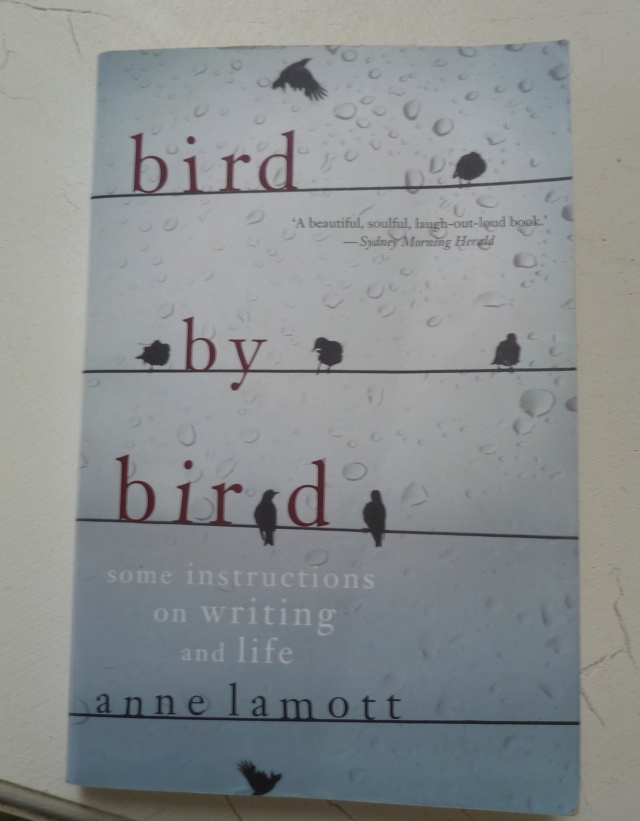 bird by bird, anne lamont, writing, reading, book review, being fifty-something, boomers, plagiarism
