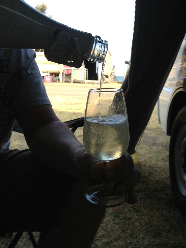 champagne, midlife, boomers, fifty-something, campervan