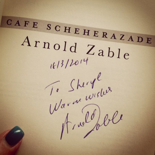 arnold zable, author talk, midlife, boomer, fifty something