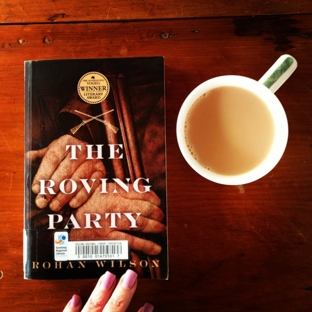 Th eroving party, rohan wilson, book club, book review, tasmania, midlife, boomer