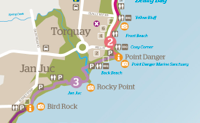 surf caost walk, torquay, point danger, bird rock, jan juc, midlife, boomers