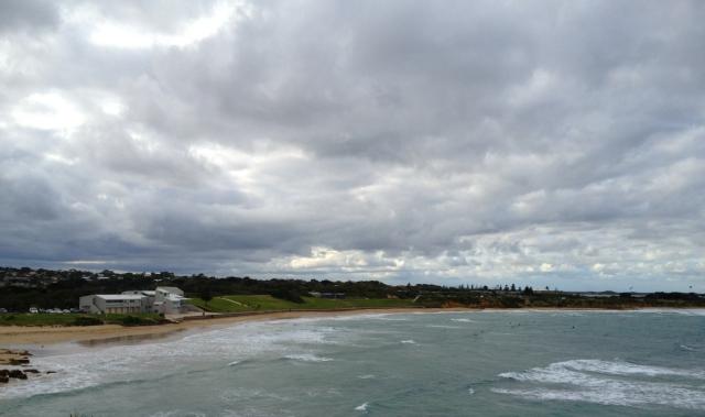 surf coast walk, torquay beach, point danger, midlife, boomers, fifty-something