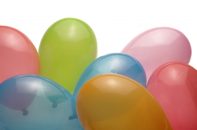 Balloons, birthday, fifty-five, fifty-something, midlife, boomers