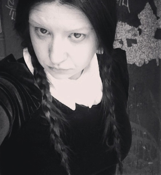 wednesday addams, halloween, all hallows' eve, being fifty-something, midlife, boomers