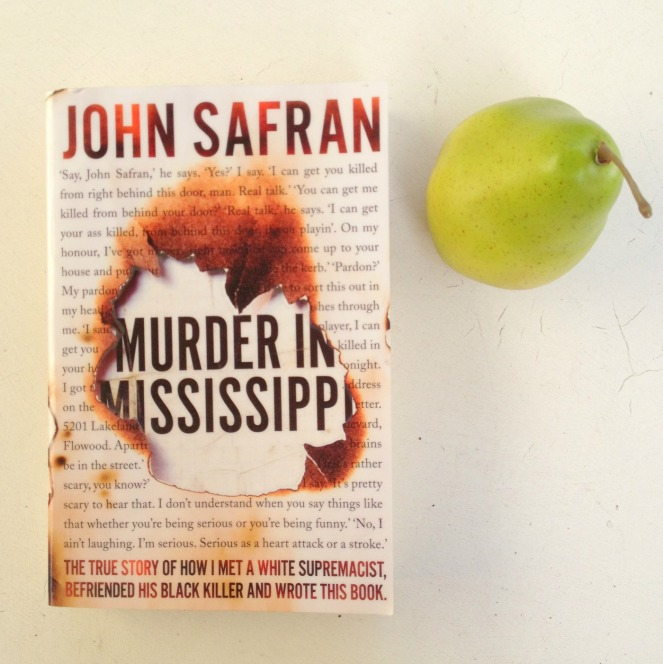 murder in mississippi review, John Safran, true crime, amreading, midlife, boomer, australian book reviews