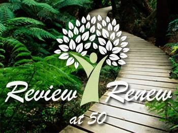 review and review at 50, midlife, boomers, turning fifty