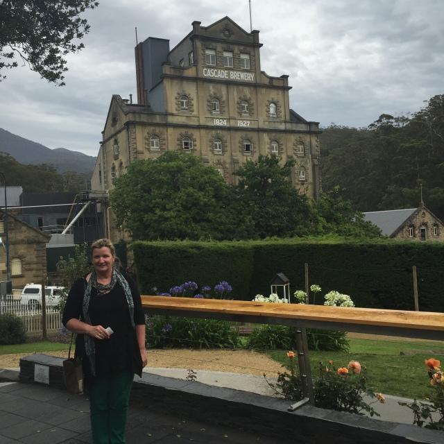 mona hobart, visit tasmania, travel australia, midlife travel, being fiftysomething, hadleys hotel hobart, cascade brewery