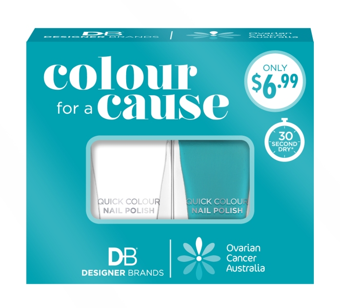 ovarian cancer australia, health matters, boomer health, midlife health, colour for a cause, fifty-something