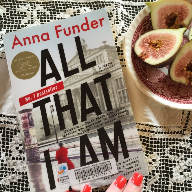 all that I am, anna funder, book review, australian literature, midlife, boomers, fifty-something