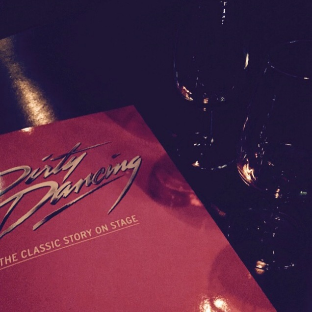 dirty dancing melbourne, princess theatre, dirty dancing musical, melbourne entertainment, whisky and alement