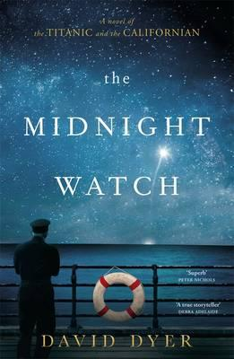 midnight watch, david dyer, am reading, currently reading, titanic, book reviews