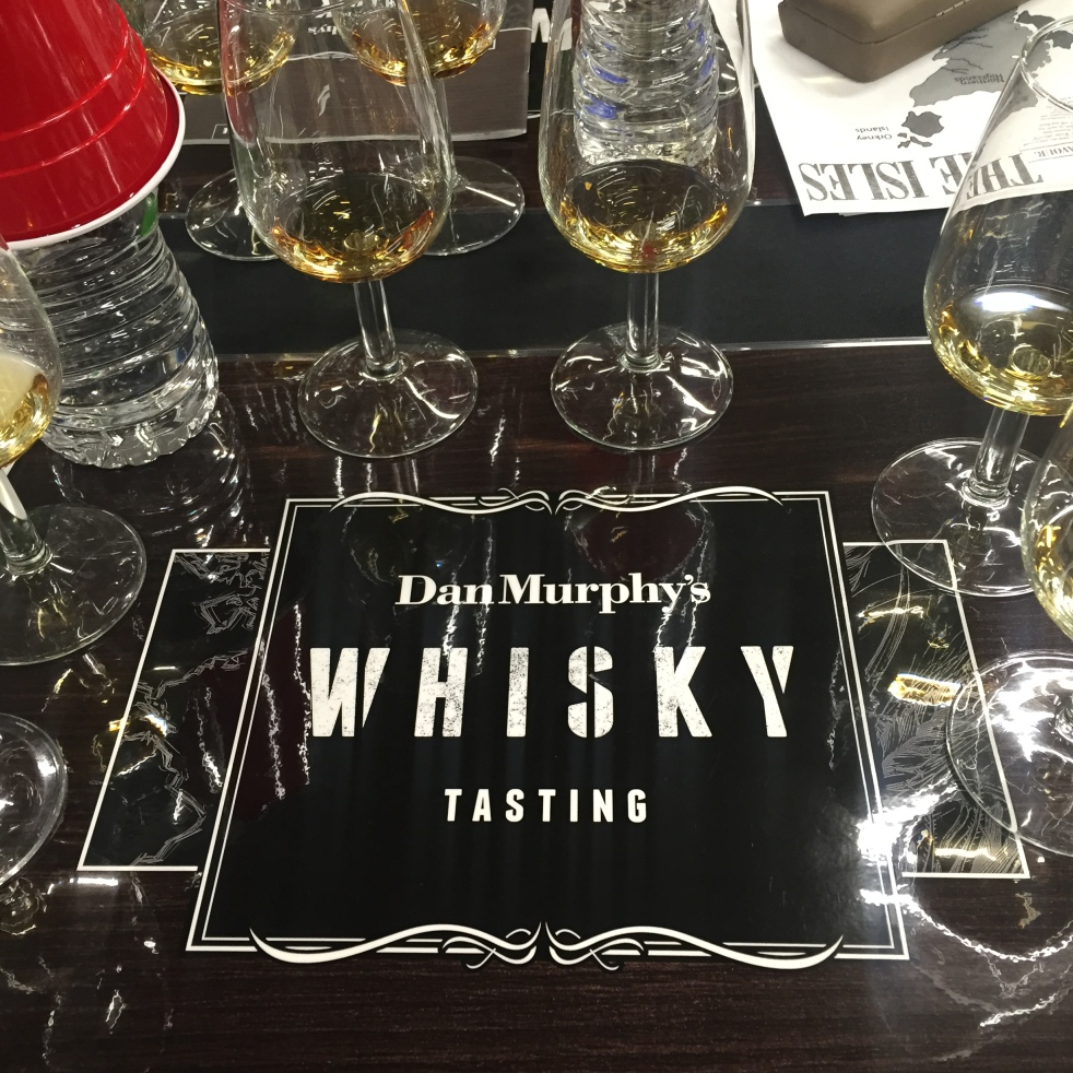 Dan Murphy's Whisky Workshop, single malt whisky, scotch whisky, longevity, whisky tasting, geelong, scotch whisky