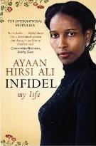 infidel, Ayaan Hirsi Ali, currently reading, now reading